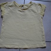 футболочка для девочки от Matalan 18-24мес 86-92см