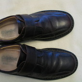 Фирменные повышенной комфортности мужские  туфли!