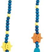 Ожерелье «Месяц и звезды», Bino Артикул: 89085
