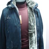 Куртка-Парка зимняя на меху Vivo