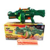Пулемет 7001 С мягкими пулями на батарейках.