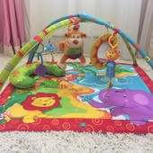Развивающий коврик для малыша Tiny Love