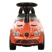 Машинка-каталка Bambi M 3189-7 Mercedes-benz, eva колеса,музыкальная