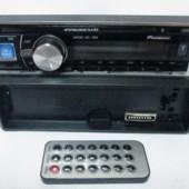 Магнитола автомобильная MP3 1093 съемная панель