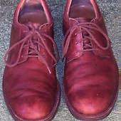 Туфлі шкіряні розмір 9/44 стелька 29,5 см Clarks