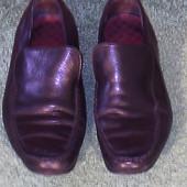 Туфлі шкіряні розмір 42 стелька 29,5 см Base London