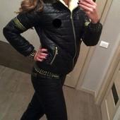 Костюм зимний Versace  супер цена 595грн