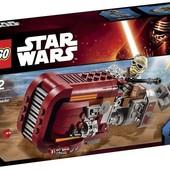 Lego Star Wars 75099 Спидер Рей. В наличии