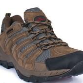 Ботинки Trespass замш мембрана 42р - 27,5 см, новые сток