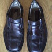 Туфлі шкіряні розмір 40 стелька 26,4 см Bukat