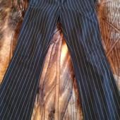 Классные прямые брюки Tommy Hilfiger. Оригинал, бренд. Р-р 6