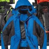 Лыжная  куртка  термо Crivit (германия), размер 52  , цвет голубой