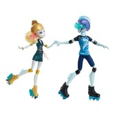 Monster High Лагуна Блю и Гил Веббер wheel love lagoona blue gill webber