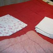 теплое ватное одеяло+2 пододеяльника