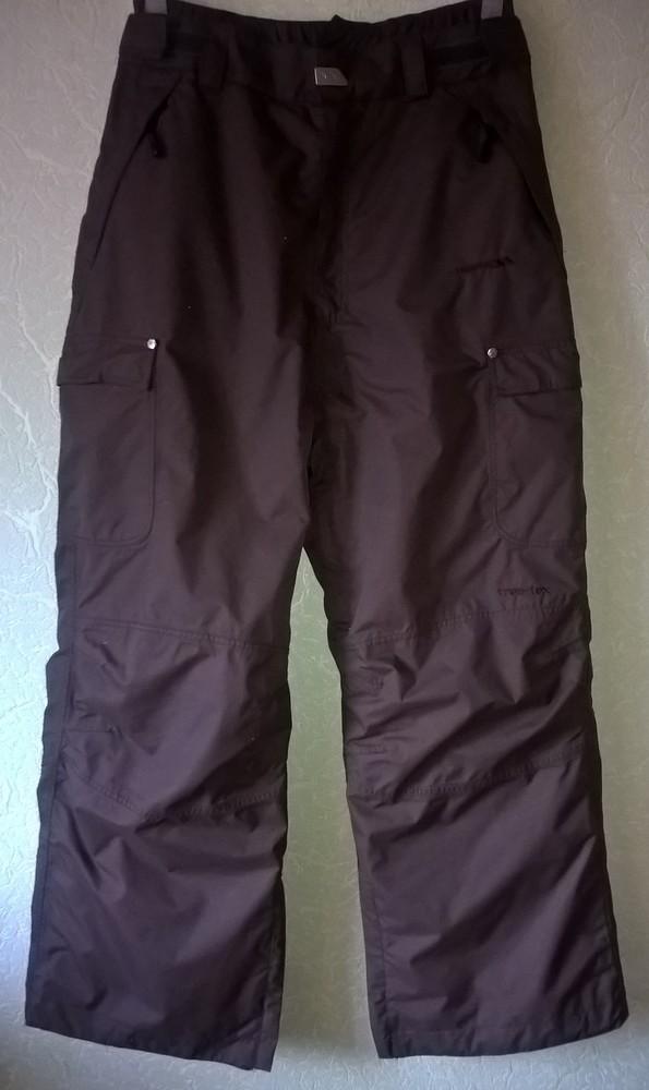 Штаны для сноуборда Trespass Go Further tres-tex 5000 фото №1