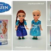 """Кукла """"Frozen"""" """"Холодное сердце"""". Эльза и Анна. Музыкальные."""
