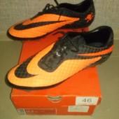 Nike Hypervenom Phantom футбольные бутсы