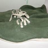 44 Итальянские туфли шикарного цвета