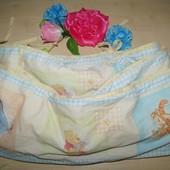Защита (бампер) на кроватку с Винни Пухом