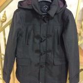 Демисезонное пальто XS (164-170)