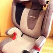 Детское автокресло Recaro Monza 3-12 лет. Германия. Отличное состояние