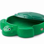 Детская песочница черепаха Little Tikes 631566