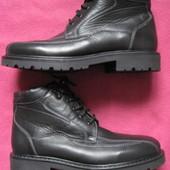Fretz Men (42, 27 см) зимние кожаные ботинки мужские