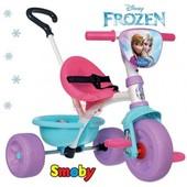 Велосипед трехколесный Frozen Smoby 444223