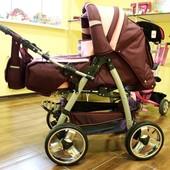 Коляска-трансформер детская Trans Baby Taurus новая