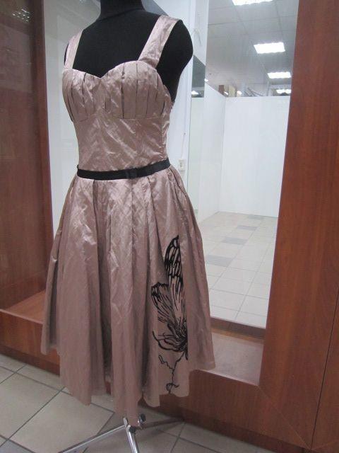 Новогоднее платье nelva 48 размер фото №1