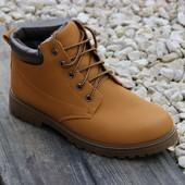 Стильные мужские ботинки кемел