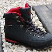 Комфортные кожаные мужские ботинки