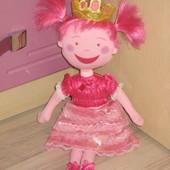 Мягкая кукла принцесса pinkalicious victoria kann