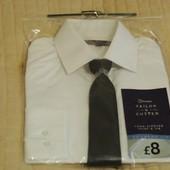 Рубашка с галстуком  Tailor & Cutter  George p. S