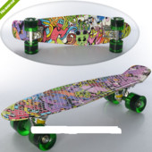 Скейт MS 0748-1 Пенни борд ( Penny Board)
