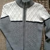 шерстяная кофта Panda р128,Турция, новая