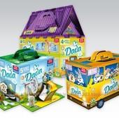 Подгузники Dada comfort fit Extra Soft Польша мегапак коробка дада от 10шт. 365грн