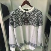 Мужской свитер 3xl 4xl