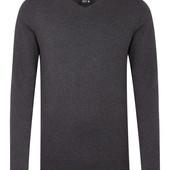 Мужской свитер от ТСМ-такко(германия) , размер С , цвет темно серый