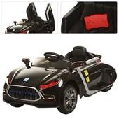 Детский электромобиль Maserati M 2767 ebr-2, черный