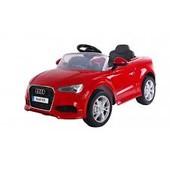 Детский электромобиль T-795 Audi A3 redD, красный