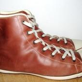 кожаные Converse 25 см