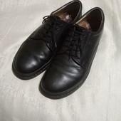 Туфли кожа коричневые