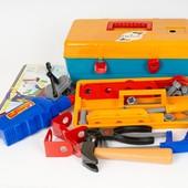 Маленький механик в чемодане ролевые игры для мальчиков Орион 921