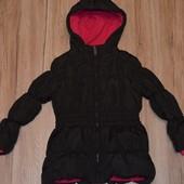 Деми курточка, евро зима на 5-6 лет