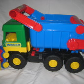 Middle truck Самосвал Wader-Тигрес (39222)