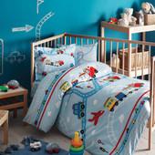 Постельное белье в кроватку TAC (100% хлопок)