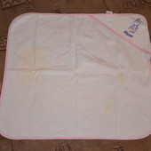 маленькое полотенце для младенцев picot, 100% коттон