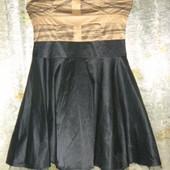 платье пышное размер М