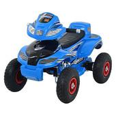 Детский квадроцикл на аккумуляторе Energy M 0417 A-4N, Надувные резиновые колеса!